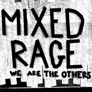 Mixed Rage, by Sherrie Edgar