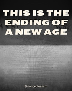 THIS IS THE ENDING OF A NEW AGE, by Jeremy Gluck