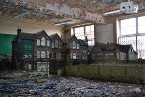 Rebuild 1, by Natalie Seymour
