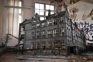 Rebuild 2, by Natalie Seymour