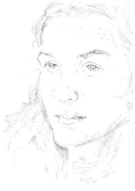 RePaper Portraits at Cupola 30, by Viv Owen