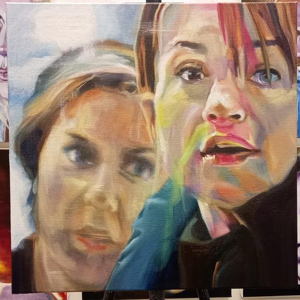 Progression, by Viv Owen