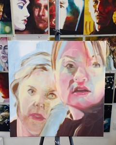 New Canvas, by Viv Owen