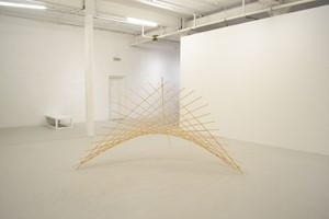 Parabolic Curve 2, by Aimee Nelson