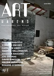 An Interview in ART Habens Art Review, Special Edition   Published on Mar 30, 2020, by Roanne O'Donnell