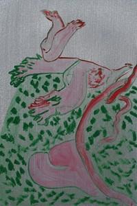 reciprocal, by Nadja Gabriela Plein