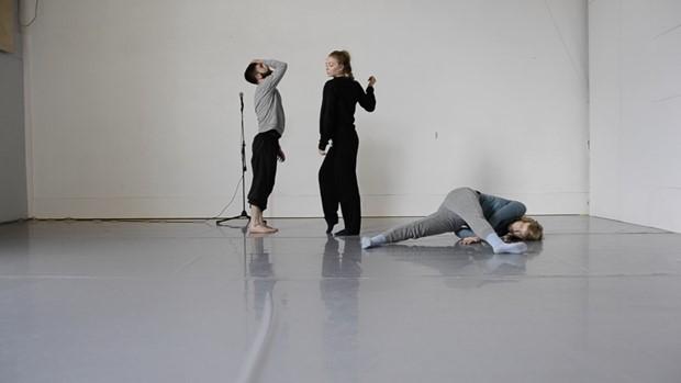 Contents in Touch - Credit: Francesco Migliaccio, Robyn Holder and Marta Polak