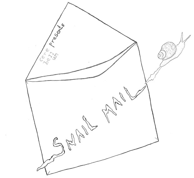 Snail Mail, Cerebellum Arts, by ARt ChaiRs