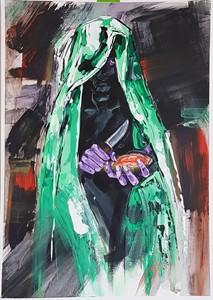 Veil Slit, by Emily Woodruff