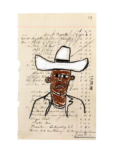 Texas Cowboy - Credit: Photo by Cristian Barnett.