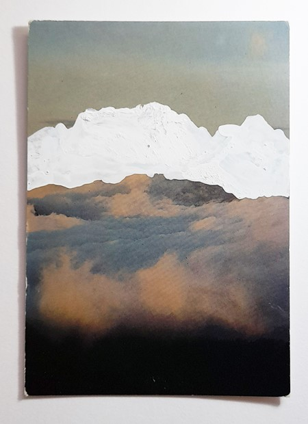 Cloud Mountains (from the Untethered Mountain Series)