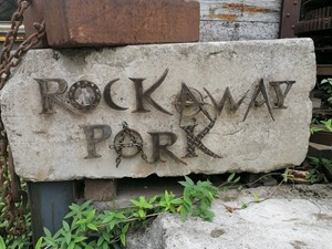 Rockaway Park, by Nikki Allford
