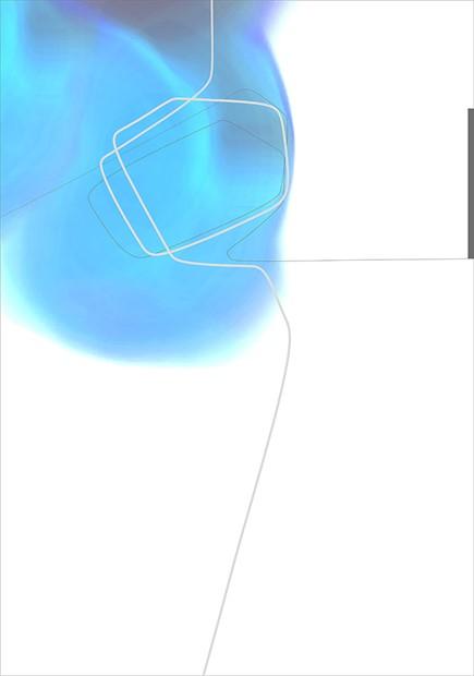 afterimage blue